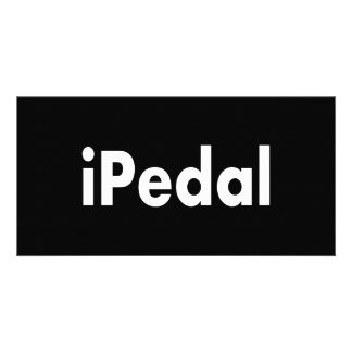 iPedal Photo Card