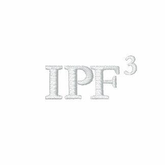 IPF³  Classic Polo Shirt (Black)
