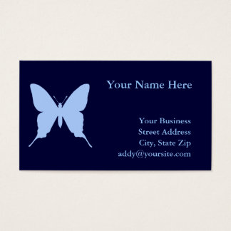 Iphiclides podalirius business card