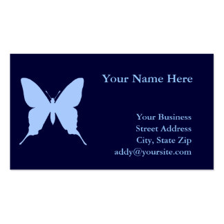Iphiclides podalirius Double-Sided standard business cards (Pack of 100)