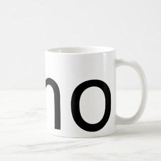 iPho Classic White Coffee Mug