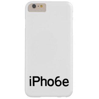 iphobe funda para iPhone 6 plus barely there
