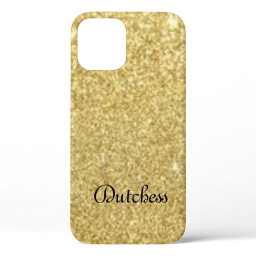 "Iphone12 phone case name ""Dutchess"""