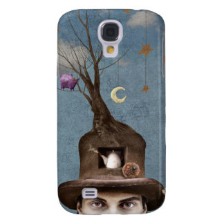 iphone3 Hatter Samsung Galaxy S4 Cases