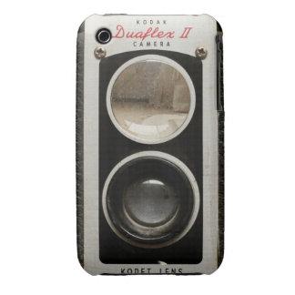 iphone3 vintage duaflex camera case