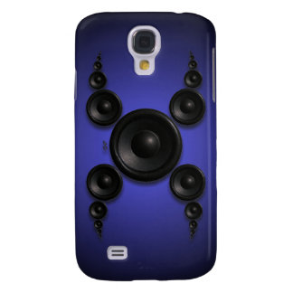 iPhone3 - X Factor blue Samsung Galaxy S4 Cover
