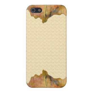 Iphone4 abstract wool and oil paint case for iPhone SE/5/5s