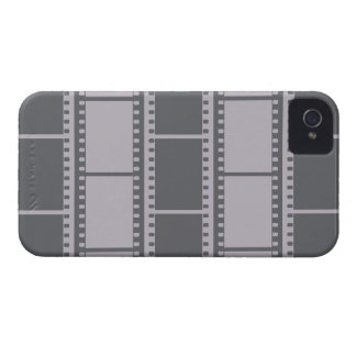 iPhone4 Case-Mate Film Strip Stripe