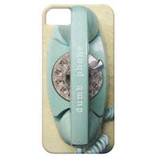 iphone4- case retro aqua princess phone iPhone 5 cases