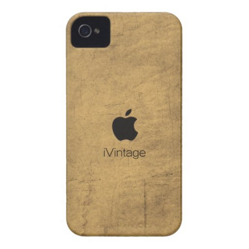 iPhone4 caso - iVintage Carcasa Para iPhone 4