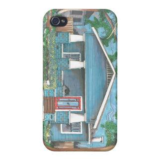 IPhone4 Craftsman Bungalow Case