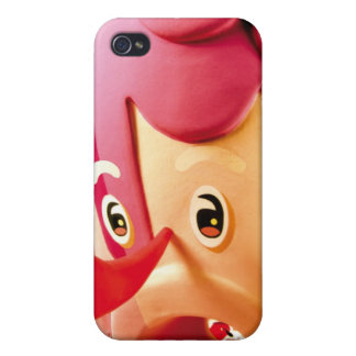 iPhone4-Frenchy romance iPhone 4/4S Cases