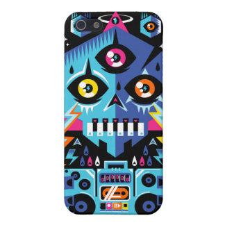 iPhone4 Galactica iPhone 5 Carcasas