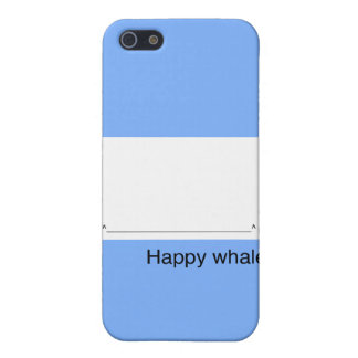 iPhone4 Happy Whale Case iPhone 5 Covers