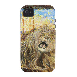 iphone4 hard case Lion of Judah Day of the Lord iPhone 4 Cover