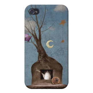 iphone4 Hatter iPhone 4 Case