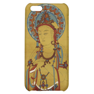 iPhone4 - Scripture Buddha Bamboo Background iPhone 5C Case