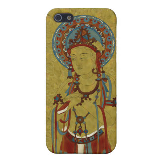 iPhone4 - Scripture Buddha Maple Leaf Background Cases For iPhone 5