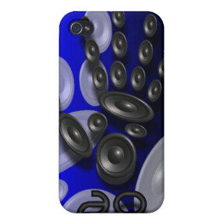iPhone4 - Sound Identity blue Case For iPhone 4