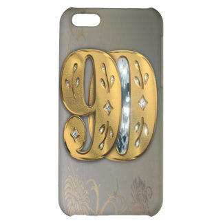 iPhone4 Victorian Gold Number 90 Speck Case iPhone 5C Cover