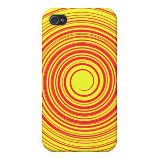 IPhone4 Yellow Twist Case