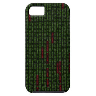 iPhone5/5S Cyber Security Case iPhone 5 Cases