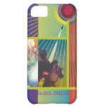 iPhone5 Barely There Case-Cloud Agenda Rocket1 iPhone 5C Covers