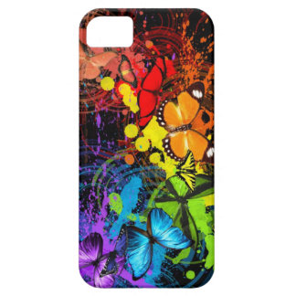 iPhone5 Butterfly Splatter iPhone 5 Cover