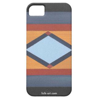 iPhone5 case Amish Quilt Diamonds iPhone 5 Case