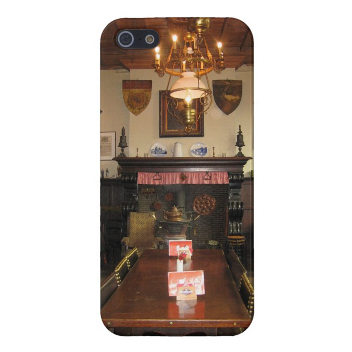 iPhone5 Case:Cafe Vlissinghe Bruges Belgium iPhone SE/5/5s Cover