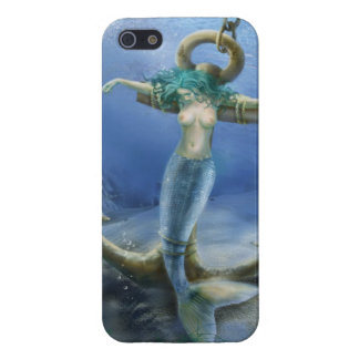 iPhone5 Case Doomed mermaid Covers For iPhone 5