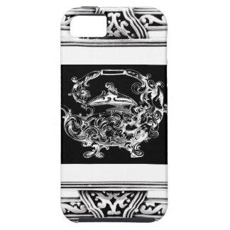IPHONE5 CASE - FRAMED ANTIQUE TEA POT iPhone 5 COVER