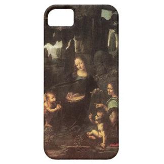 iPhone5 case Leonardo da Vinci Vergine delle Rocce