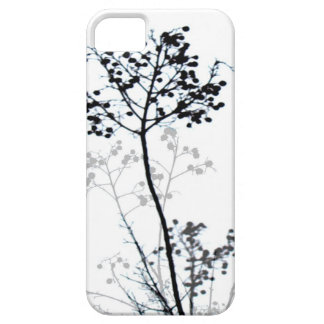 iPhone5 case mate black and white nature design iPhone 5 Cover
