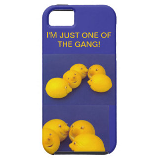 IPHONE5 CASE - ONE OF THE GANG-LEMON MEETING iPhone 5 CASE