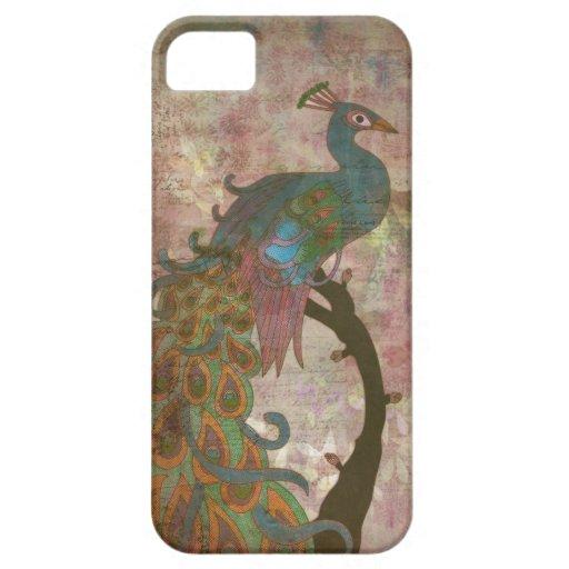 iphone5 case  Peacock iPhone 5 Case