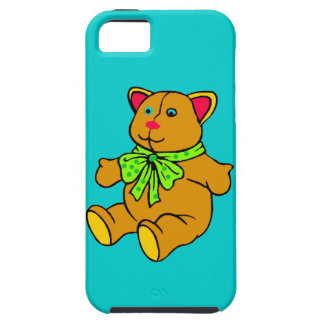 IPHONE5 CASE - TEDDY BEAR IPHONE5 CASE iPhone 5 CASES
