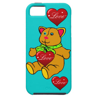 IPHONE5 CASE - TEDDY BEAR IPHONE5 CASE iPhone 5 COVER