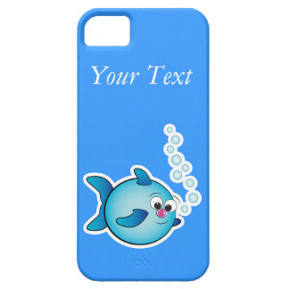 iPhone5 case with fish