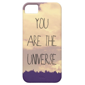 iPhone5 case ... You are the Universe