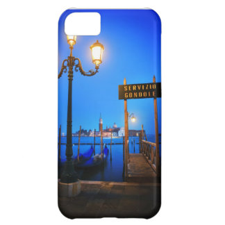 iPhone5 caso - góndola de Venecia Funda Para iPhone 5C