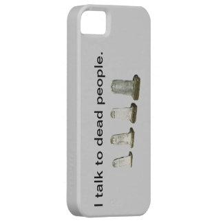 iPhone5 CM/BT - Hablo con la gente muerta Funda Para iPhone SE/5/5s