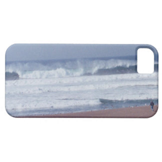 iPhone5 CM/BT - Ocean waves iPhone SE/5/5s Case