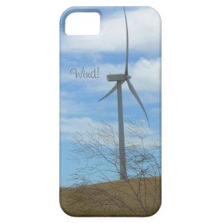 iPhone5 CM/BT - Wind Power iPhone SE/5/5s Case