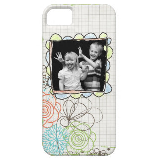 iphone5  doodle  photo case iPhone 5 case