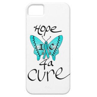 iPhone5: Esperanza 4 de la mariposa de IC una iPhone 5 Carcasa