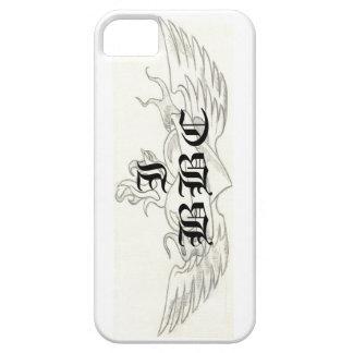Iphone5 I love BBC iPhone 5 Case