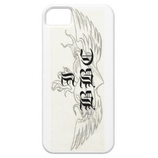 Iphone5 I love BBC iPhone SE/5/5s Case