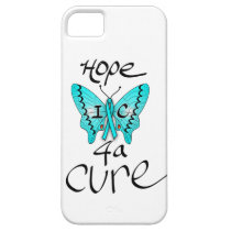 iPhone5: IC Butterfly Hope 4 a Cure iPhone SE/5/5s Case