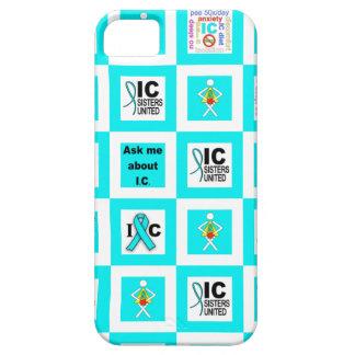 iPhone5: ICSU Tiles Pattern iPhone SE/5/5s Case